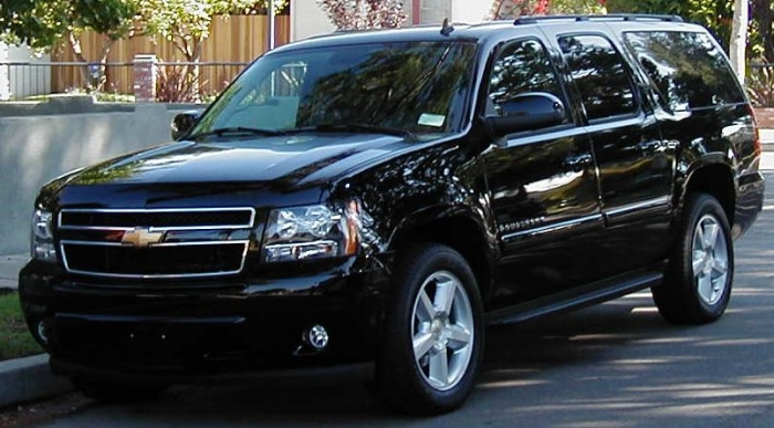 Chevrolet Suburban for Denver